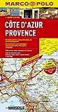 MARCO POLO Karte Cote d´Azur, Provence 1:200.000 (MARCO POLO Karten 1:200.000) - Polo Marco