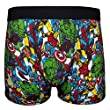 Marvel Comics Iron Man Official Gift 1 Pair Mens Boxer Shorts Medium