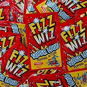 Strawberry Fizz Wiz 50 Pack