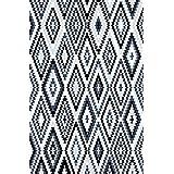 ESPRIT home–Alfombra enfant-ado–Alfombra Tisse Fresh Kelim 06(80x 150cm)