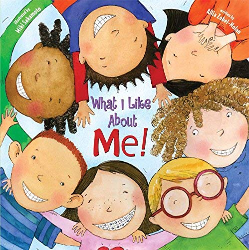 What I Like About Me! Teacher Edition: A Book Celebrating Differences by Allia Zobel Nolan (2005-10-25)