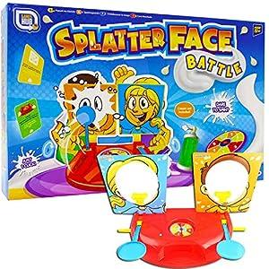 Splatter Face Battle, Splat Face