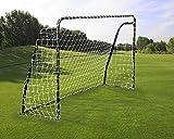 Fußballtor Fußballnetz Fußball Tor inkl. Netz Tornetz 213 X 150 X 75cm für Kinder