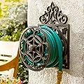 LOBERON Schlauchabroller Trelly antikschwarz von Loberon bei Du und dein Garten