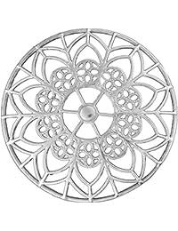 MY iMenso portada insignia plata 33 mm 33-1201