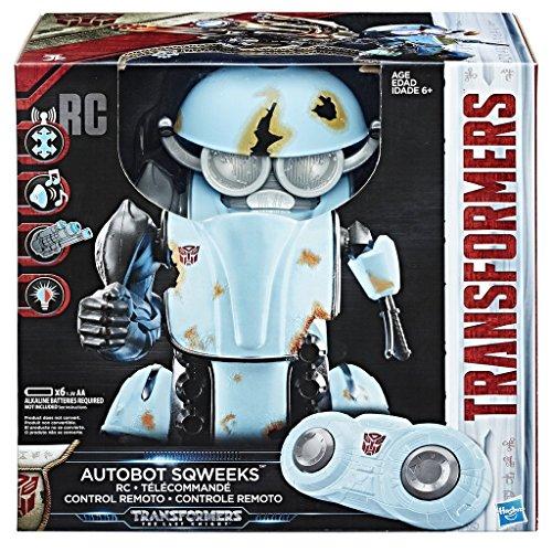 Transformers 5 - Sqweeks Radio Control (Hasbro C0935EU4)