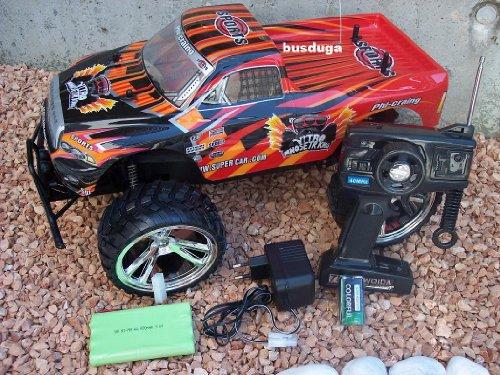 RC Auto OFF-ROAD MONSTERTRUCK 1:8 RIEßIGE 45cm RTR - ferngesteuert -komplett-Set