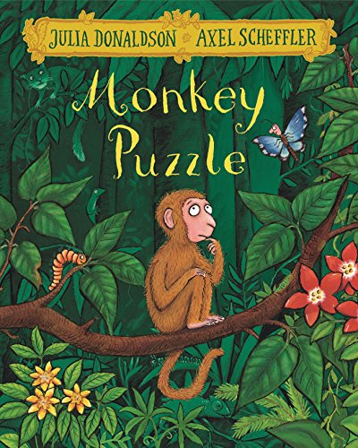 Preisvergleich Produktbild Monkey Puzzle