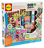Alex- 166W Scrapbook con Materiali Ecologici, Multicolore