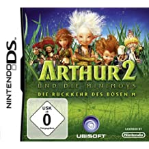 Arthur und die Minimoys 2 - Die Rückkehr des bösen M [Importación alemana]