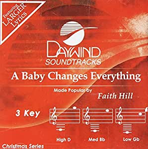 A Baby Changes Everything: Amazon.co.uk: Music