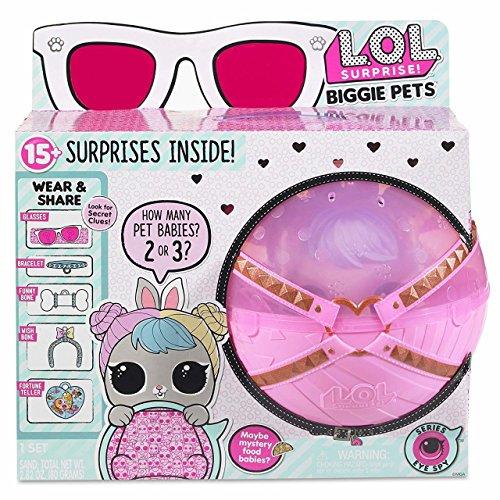 LOL Surprise Biggie Pets - Hop Hop - Bunny