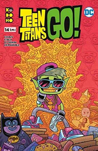 Teen Titans Go! núm. 14 por Sholly Fisch
