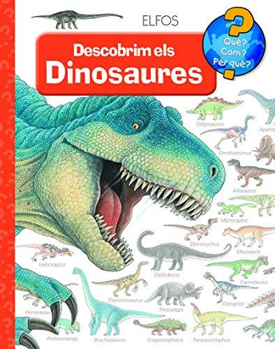 Portada del libro QuŠ?... Descobrim els dinosaures (Què?...)