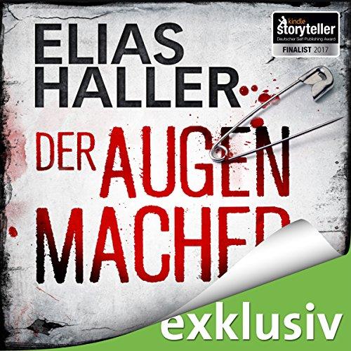 Buchseite und Rezensionen zu 'Der Augenmacher' von Elias Haller