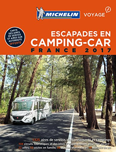 Escapades en camping-car France Michelin