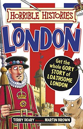 Horrible Histories: Horrible Histories: London (colour edition) (English Edition) par  Terry Deary