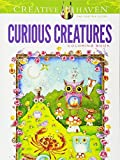 Creative Haven Curious Creatures Coloring Book (Adult Coloring) by Amy Weber (2013-09-19)