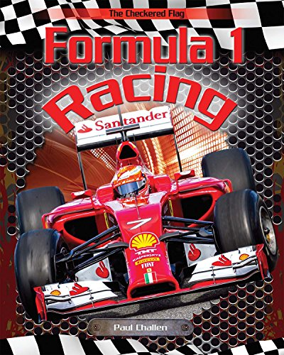 Formula 1 Racing (The Checkered Flag) por Paul Challen