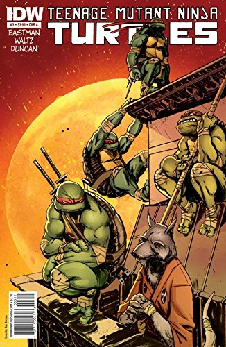 Teenage Mutant Ninja Turtles #3 (English Edition) eBook ...