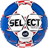 Select Ultimate Replica Ehf Euro 2018 Handball, Blau/Weiß/Rot, 3