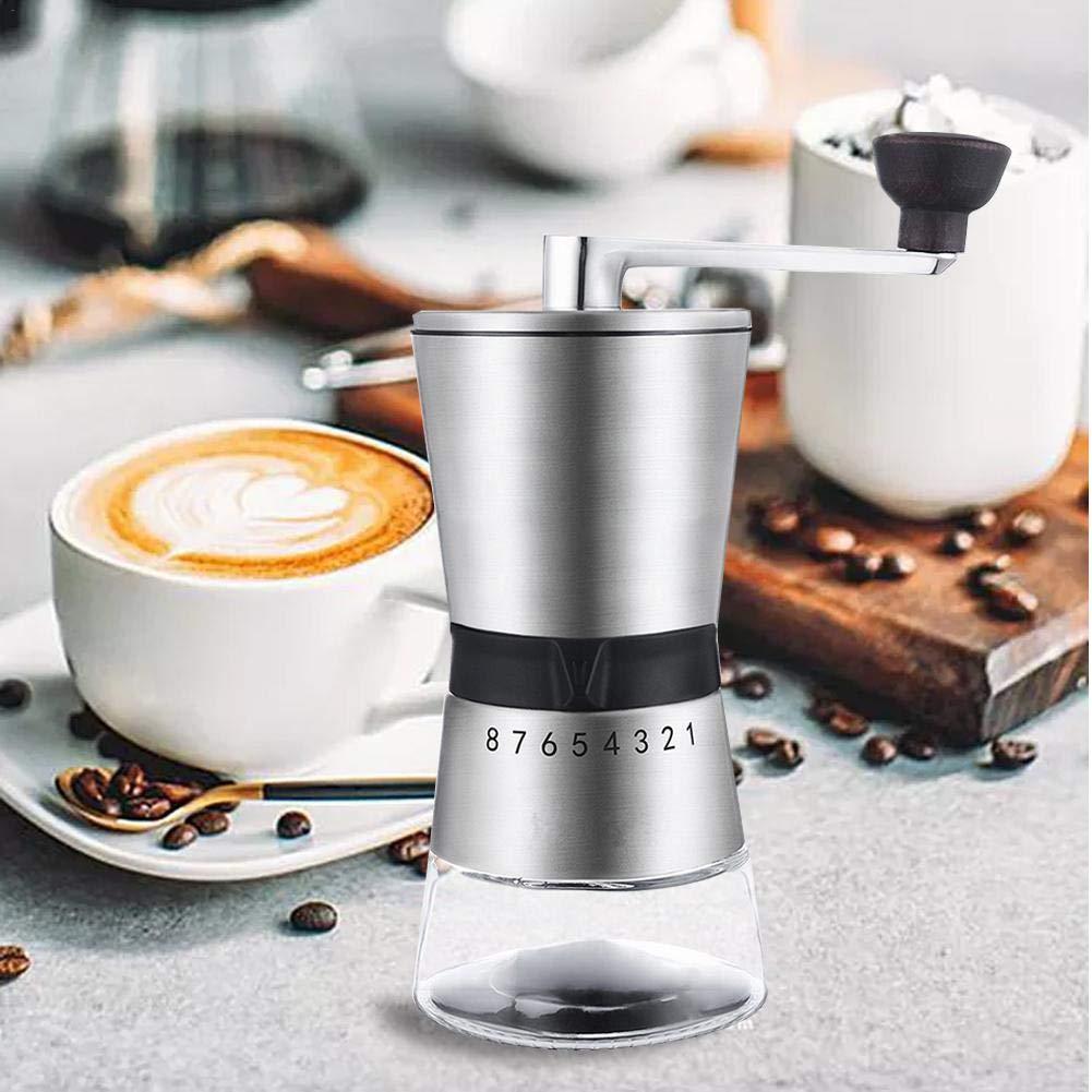 MACINA CAFFE A MANOVELLA 2 COLORI CUCINA CASA ARREDAMENTO
