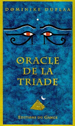Oracle de la Triade. (le Jeu) 57 Cartes