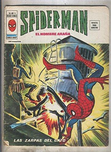 Spiderman volumen 3 numero 15