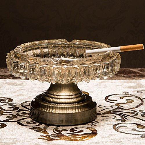 Kristall Glas Aschenbecher, Luxus Nach Hause Geschirr, Home Dekoration, Aschenbecher Dekorationen