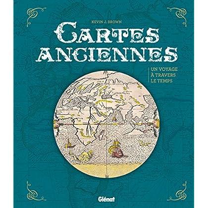 Cartes anciennes : un voyage à travers le temps