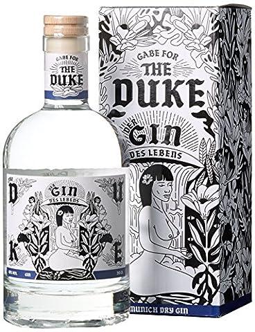 The Duke Munich Dry Gin - Kunstedition - Gin des Lebens Edition Frau mit Geschenkverpackung (1 x 0.7 l)