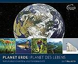 PLANET ERDE: PLANET DES LEBENS 2017 - mit ausführlichen Bildunterschriften