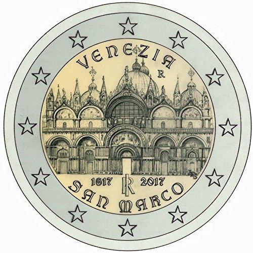 Numisport€uro Italia 2017 'Basilica di San Marco