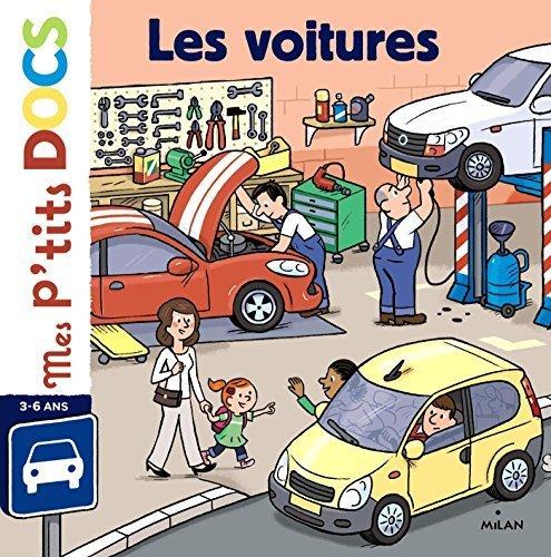 Les voitures by Stéphanie Ledu (2015-04-22)