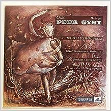 Greig: Music For Peer Gynt [LP]