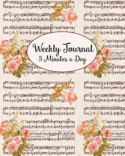 Zoom IMG-2 weekly journal 5 minutes a
