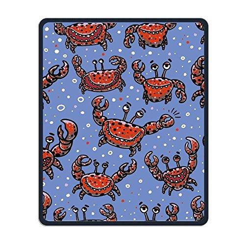 Tappetini per mouse impermeabili con precisione e cucitura a granchio modelli personalizzati con tappetini per mouse impermeabili con base antiscivolo in gomma per ufficio studio di gioco tappetino per mouse per uomini e donne