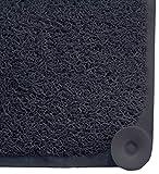 Duscheinlage Duschmatte (Schwarz)