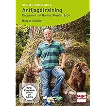 Antijagdtraining, DVD
