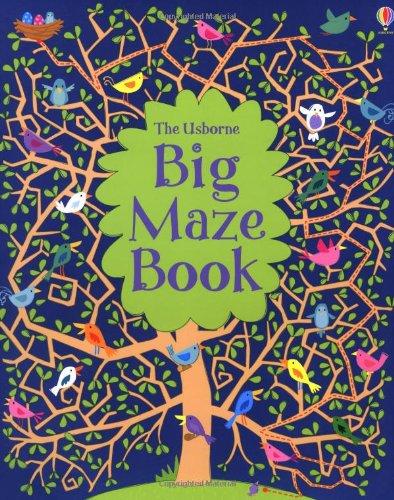 Big Maze Book (Big Maze Books) por Kirsteen Robson