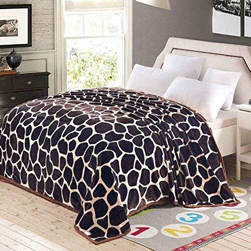 d8654a141f5 FuweiEncore The autumn winter coral blanket dual single blanket thick  winter double blankets flannel afternoon nap