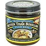 Better Than Bouillon B79021 Better Than Bouillon Clam Base -6X8Oz