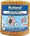 Rutland 19-187R Jumbo Elektrodraht, 500 m, Orange von Woodstream - Du und dein Garten