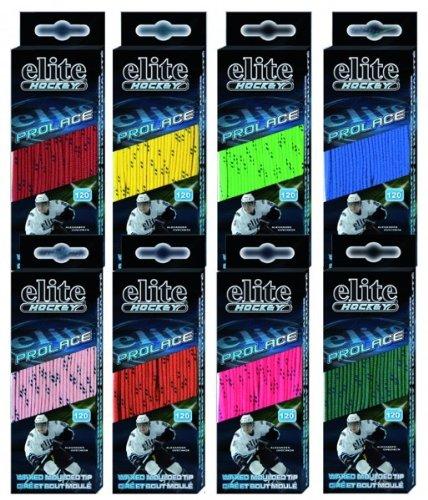 Elite Schnürsenkel Farbig ( je Paar ), Farbe:neongrün;Länge:120 = 305 cm;Eigenschaft:gewachst