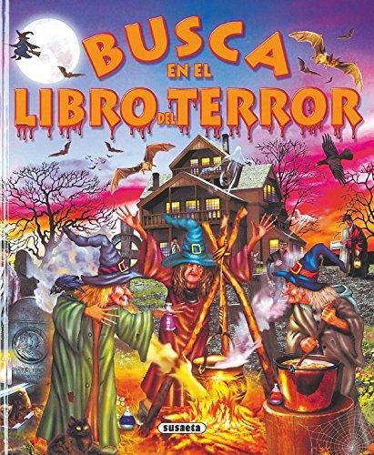Busca en el libro del terror por Susaeta Ediciones S A