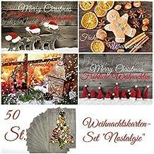 weihnachtskarten sticker b robedarf. Black Bedroom Furniture Sets. Home Design Ideas