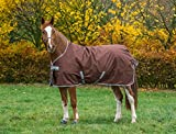 Bucas Freedom Turnout light brown 135