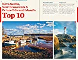 Front cover for the book Lonely Planet Nova Scotia, New Brunswick & Prince Edward Island by Lonely Planet