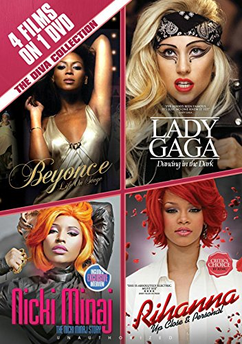 The Diva Collection: Beyonce, Lady Gaga, Nicki Minaj & Rihanna [UK Import]