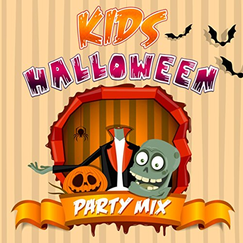 Kids Halloween Party Mix